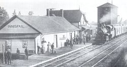 Innisfail in the 1890s