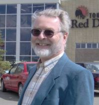 Paul at Tourism Red Deer